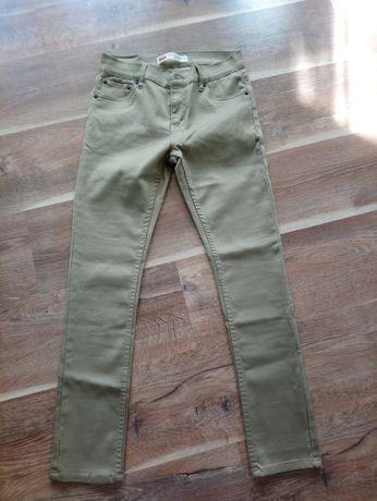 Spodnie levis 519 oryginalne 13-14 lat