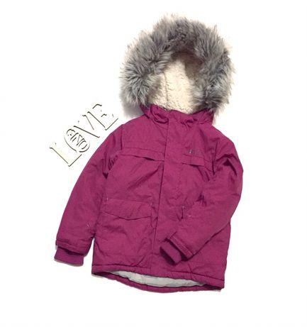 Фирменная,шикарная,зимняя куртка Mountain Warehouse 3-4года р.104