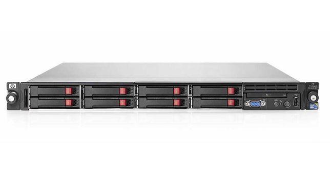 Серверы HP DL360G7 8 SFF, Xeon x5670 (2,93ГГц 6 ядер) х2шт