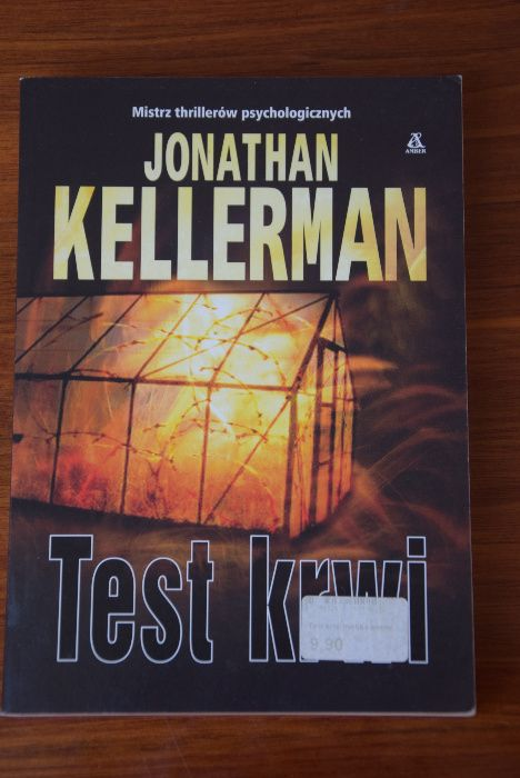 Kellerman J. Test krwi Wyd. Amber Poznań - image 1