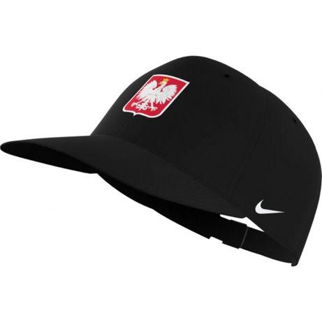 Czapka z daszkiem Nike Polska U NK Dry H86 CAP czarna CU7617