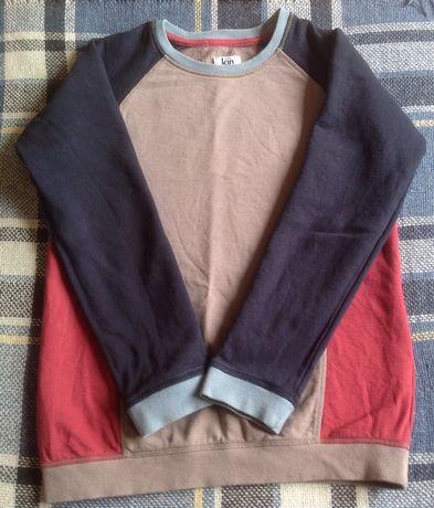 Свитшот свитер кофта kin by John Lewis 9 10 11 лет