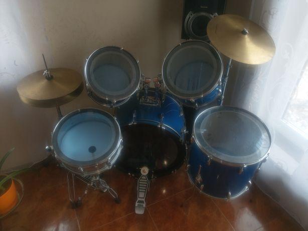 Perkusja  jak na foto