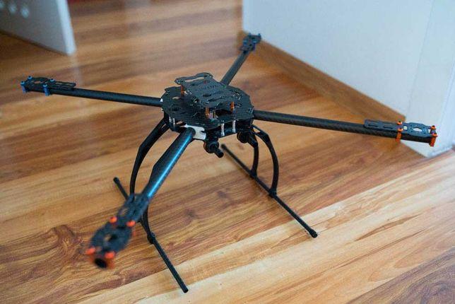 Rama do drona Tarot IRON MAN 650 + Mocowanie silnika TAROT TL68B26