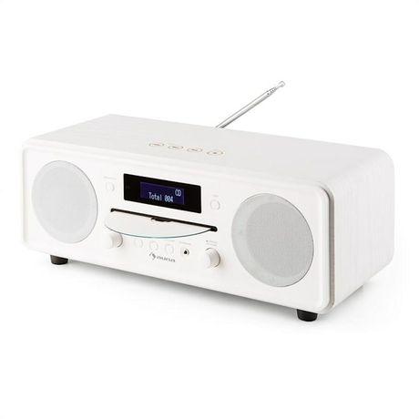 Melodia CD DAB+ UKW Radio biurkowe odtwarzacz CD