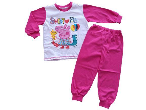 Piżama bluzka spodnie ŚWINKA PEPA 86, 92, 98, 104, 110, 116, 122