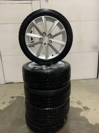 4 opony letnie 225/45/17 Dunlop Sport Max RT kpl komplet