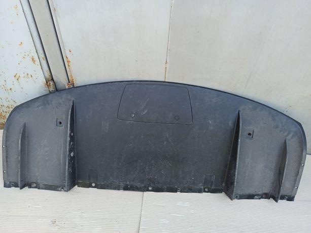 Диффузор бампера заднего нижний Tesla X 1058356-00-C