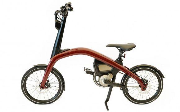 Rower elektryczny General Motors Ariv Meld E Bike