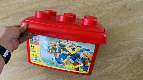 Caixa de peças Lego - vazia