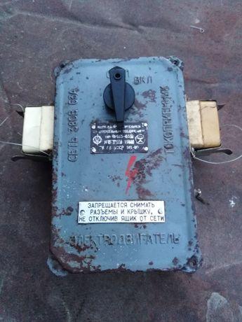 Ящик распределительный ЯРШ 3-63