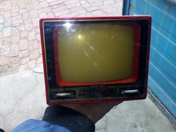 Мини телевизор раритет распродажа