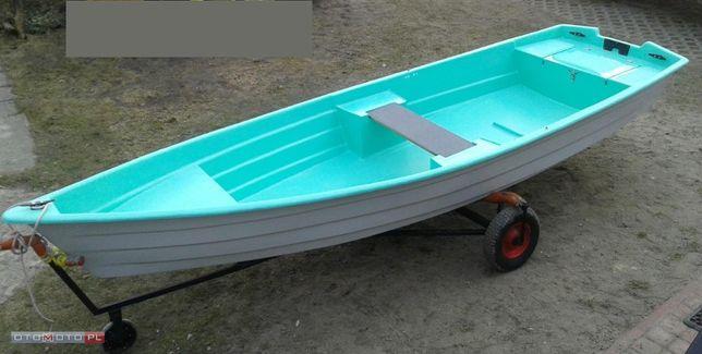Łódka Czapla 430 Wędkarska Transport Cała Polska