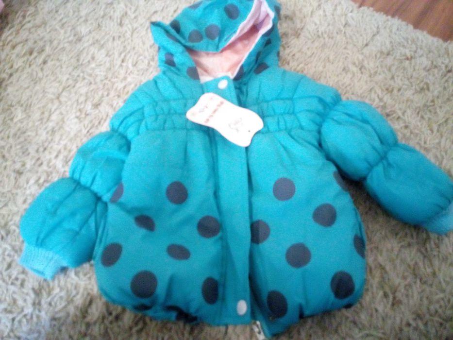 Куртка демісезонна для дівчинки Нововолынск - изображение 1