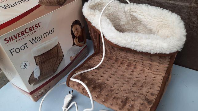 Podgrzewacz do Stóp Nóg SilverCrest Foot Warmer 100W Pure Comfort