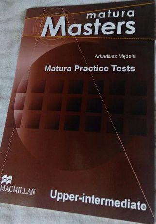 Matura Masters - Matura Practise Testy ang. upper-intermediate + CD