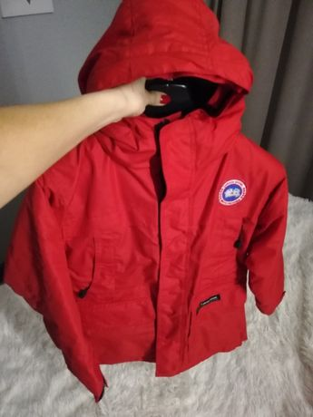 CANADA GOOSE Expedition PUCHOWA xs s Kurtka Parka S/P 140 146/ 152