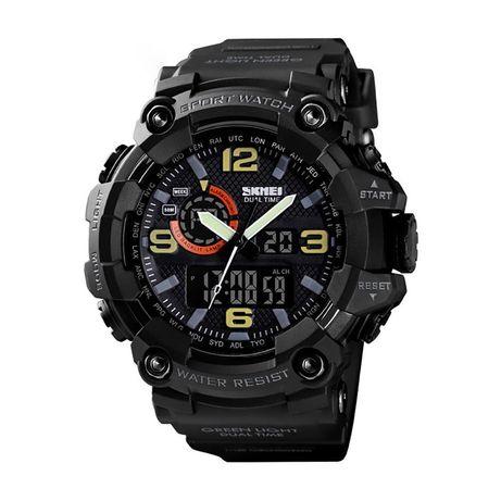Часы Skmei 1520BOXBK Black BOX