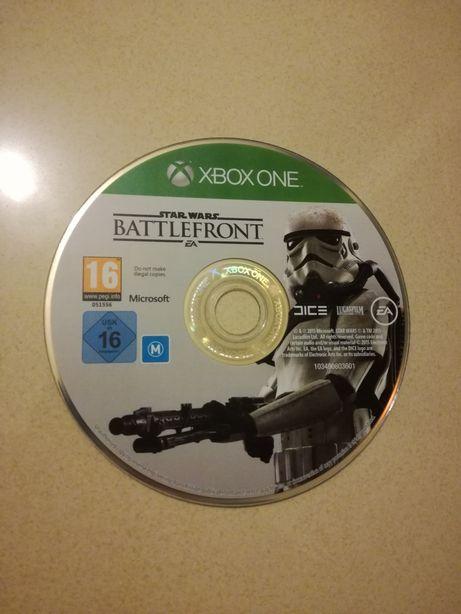 Xbox One gra Star Wars BattleFront EA 16 Microsoft Dice płyta