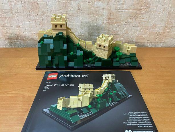 Конструктор LEGO Architecture Великая китайская стена Lego 21041