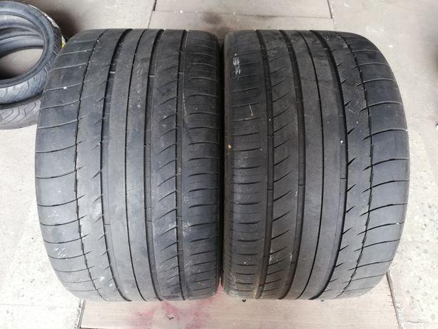 Dwie opony Michelin Pilot Sport 305/30/19 102Y