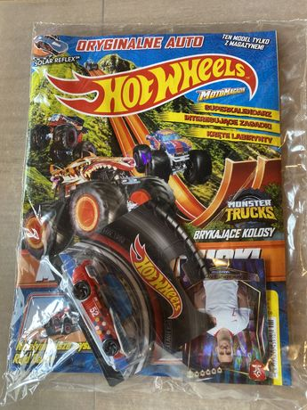 Hot wheels magazyn 1/21