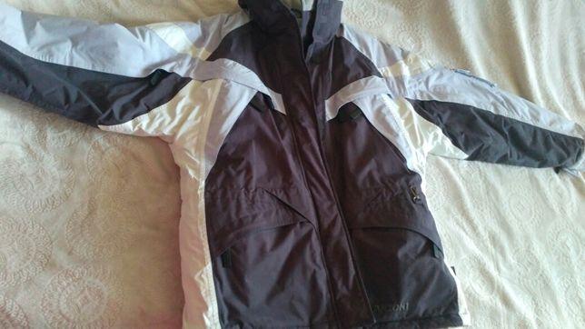 Зимняя теплая лыжная куртка курточка НОВАЯ!