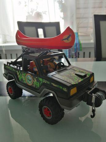 Playmobil Przygoda z samochodem terenowym 5558
