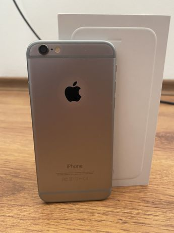 Iphone 6 IDEAL Space Gray 16gb с