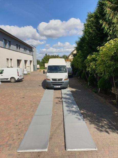 Mata dezynfekcyjna na przejazdy/wjazdy do gospodarstwa 90x400 cm
