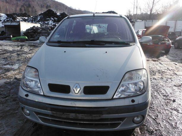 Renault Scenic I lift 1,6 maska, części FV transport/dostawa
