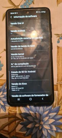 Samsung A51 dualSim c/ capa (trocar ecra)