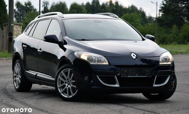Renault Megane 2,0 Turbo 180km Dynamique 2xkoła Opłacony Serwis