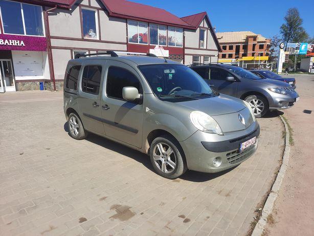 Renault Kangoo A/C