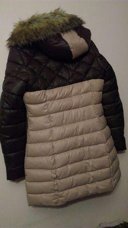 Kurtka zimowa płaszcz xl