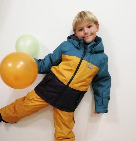 Зимний костюм комбинезон LEGO WEAR р.110+6 Reima columbia