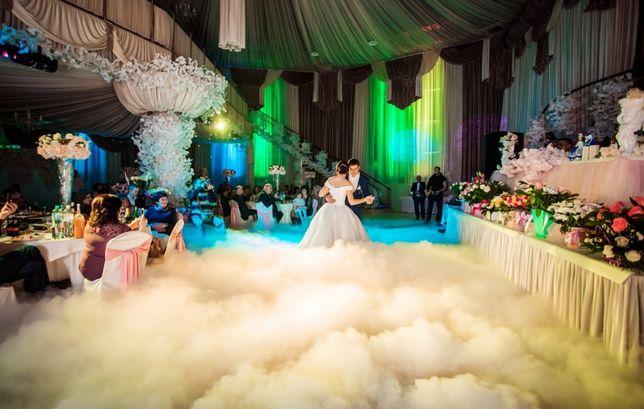 Тяжелый дым на свадьбу в Харькове
