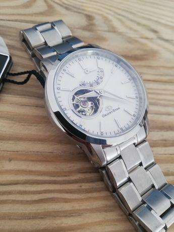 Męski zegarek automatyczny ORIENT STAR SDA02002W0 Japoński na bransole