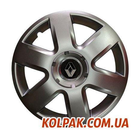 КОЛПАКИ КОВПАКИ на колеса диски Рено RENO R14 R15 R16 под оригинальные