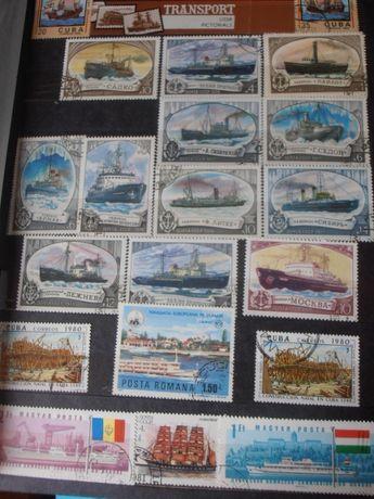 Stare znaczki.
