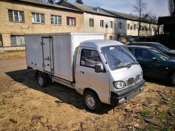 Грузовой электромобиль Runan-30B Electric Truck
