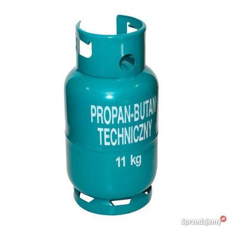 Gaz propan, propan-butan 50pln Bolszewo i Wejherowo