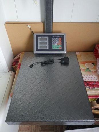 Весы торговые 300-350 кг усилені торгові ваги вага електронна 150/200