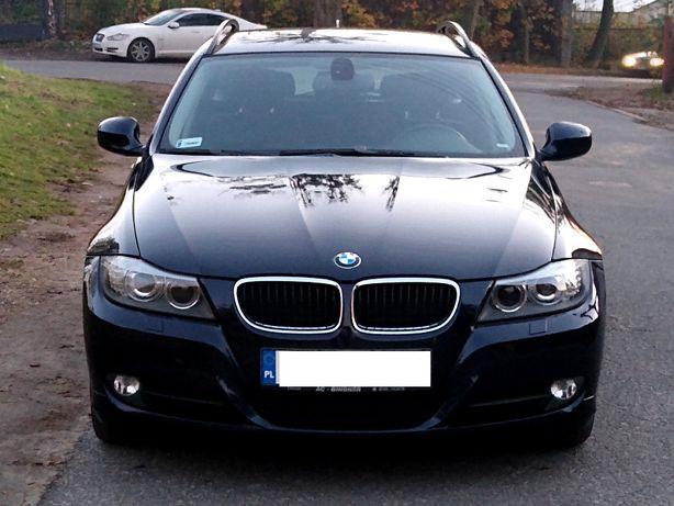 Okazja BMW E 91 Lift 2009 r 2,0 B Ksenon, Bluetooth Zamiana