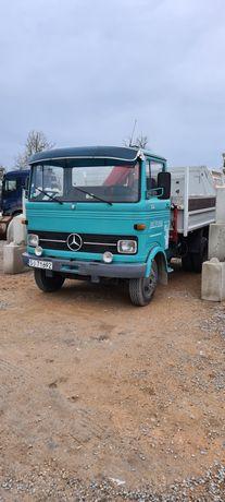 Mercedes 608 HDS Wyrotka Zamiana