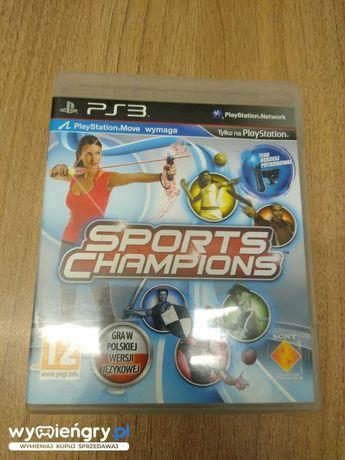 Sports Champions PL PS3