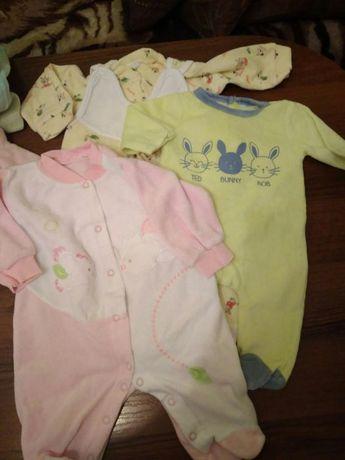 Sprzedam ubranka dla dziewczynki 56-68