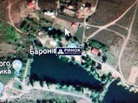 Участок возле Бароновских ставков