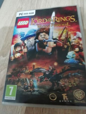 Gra Lego Lord of the Rings Władca Pierścieni