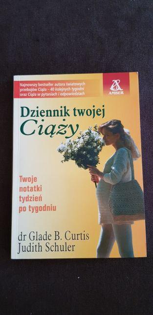 Dziennik Twojej ciąży, książka ciąża